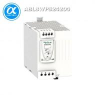 [슈나이더]ABL8RPM24200 /파워서플라이/1또는2상 - 100..240 V - 24V/20A - 480W