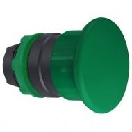 [슈나이더]ZB5AC3 /푸쉬버튼 스위치/플라스틱 베젤 버섯형 Φ40 녹색