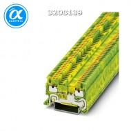 [피닉스컨택트] 3208139 / 접지 모듈형 단자대 PT 1,5/S-PE / [구매단위:1패키지=50개]