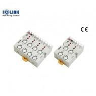 [삼원ACT] JT-4P / 분기형 터미널 / JST-SM시리즈 / 콘넥터를 적용한 I/O Board / 4점 PNP