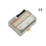 [삼원ACT]R16C-NS5A-20P /소형릴레이보드/PANASONIC Relay, 16점형, 부하측 8점 Common형