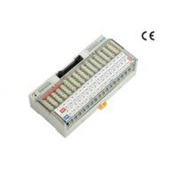 [삼원ACT]R16C-NS5A-34P /소형릴레이보드/PANASONIC Relay, 16점형, 부하측 개별 Common형