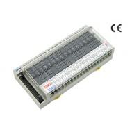 [삼원ACT]R32G-NT /중형릴레이보드/32점형, OMRON G6B릴레이 장착 부하측 8점 Common형