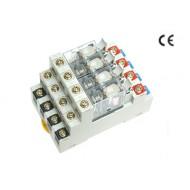 [삼원ACT]R4P-AC220VC /대형릴레이보드/4점형 1극 10A, 1C접점, AC220V OMRON G2R 릴레이 장착