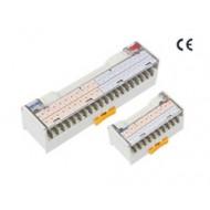 [삼원ACT]XTB-COM40B /인터페이스 단자대/40P Case 일체형의 전원 Common용 단자대