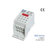 [삼원ACT]XK2-70/6x12 /전원분배블럭/XK2시리즈(배선형)