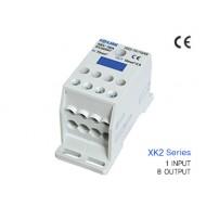 [삼원ACT]XK2-70/10x8 /전원분배블럭/XK2시리즈(배선형)