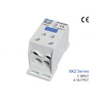 [삼원ACT]XK2-95/25x4 /전원분배블럭/XK2시리즈(배선형)