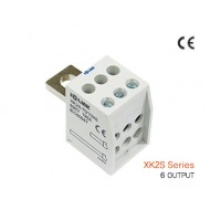 [삼원ACT]XK2S-70/10x6 /전원분배블럭/XK2S시리즈(직결형)