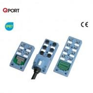 [삼원ACT] MPT-J40P-B / 단자대 장착형 M12 분기박스 / MPT 시리즈