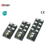 [삼원ACT] MPB-K60N / M23 메인케이블 분리형 M12 분기박스 / MPB 시리즈