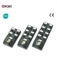 [삼원ACT] MPB-K40N / M23 메인케이블 분리형 M12 분기박스 / MPB 시리즈
