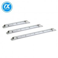 [큐라이트] QPHLC-400 / 생활 방수형 LED 조명등 / 고조도 투명 렌즈 400mm