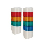 [큐라이트] QWTDL-5 / 신호음 내장 벽부형 LED 타워램프