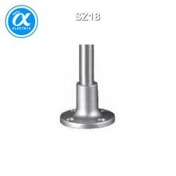 [큐라이트] SZ18 / 액세서리 / 알루미늄 재질 타워램프 원형취부대