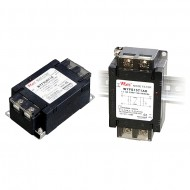 [운영] WYFS50T1AD / 노이즈필터 / 단상 보급형 250V(DIN-Rail)