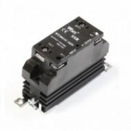 [운영] WYMH1C40Z4 / 무접점릴레이(SSR)_Rail겸용 방열판 일체형 / 단상부하(AC440V) / AC  Input / 방열판 일체형
