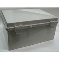 [하이박스] EN-OO-2535-B / 경제형 BOX / 250*350*180(PVC속판포함)