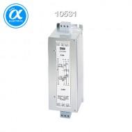 [무어] 10531 / EMC 필터 / MEF EMC-FILTER 3-PHASE 1-STAGE / I:8A U:3x600 VAC book-style