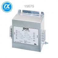 [무어] 10575 / EMC 필터 / MEF EMC-FILTER 3-PHASE 1-STAGE WITH NEUTRAL / I:72A U:4x500 VAC / With increased attenuation