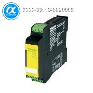[무어] 3000-33113-3020005 / 세이프티 릴레이 / MIRO SAFE+ SWITCH ECOA 24 / 24 VAC/DC - 2 N/O contact /1 PLC output / 22,5 mm screw clamps