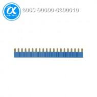 [무어] 3000-90000-0300010 / 액세서리 / CRADLE PLUG LINK / MIRO, blue, 250V/36A / plastic PA 6