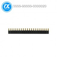 [무어] 3000-90000-0300020 / 액세서리 / CRADLE PLUG LINK / MIRO, black, 250V/36A / plastic PA 6