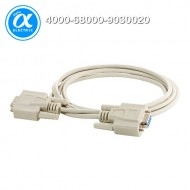 [무어] 4000-68000-9030020 / 판넬 전면 인터페이스 - 액세서리/SUB-D / MODLINK MSDD CABLES / 2m SUB-D9 male/female shielded