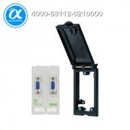 [무어] 4000-68112-0210000 / 판넬 전면 인터페이스 - Set / Modlink MSDD-set: Frame 4000-68112-0000000, / insert 4000-68000-0210000