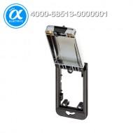 [무어] 4000-68513-0000001 / 판넬 전면 인터페이스 - 프레임 / MODLINK MSDD FRAME SINGLE METALIC / Closure 3 mm double bit incl. pluggable knob