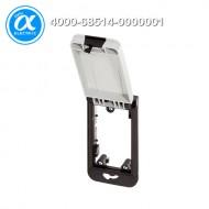 [무어] 4000-68514-0000001 / 판넬 전면 인터페이스 - 프레임 / MODLINK MSDD FRAME SINGLE GRAY / Closure 3 mm double bit incl. pluggable knob