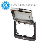 [무어] 4000-68523-0000001 / 판넬 전면 인터페이스 - 프레임 / MODLINK MSDD FRAME DBL METALIC / Closure 3 mm double bit incl. pluggable knob