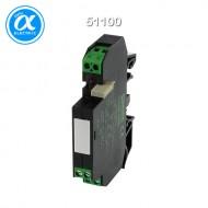 [무어] 51100 / 릴레이 모듈 / RMMDA 11/24 OUTPUT RELAY / IN: 24 VDC - OUT: 250 VAC/DC / 8A / 1 N/O contact - 12 mm screw-type terminal