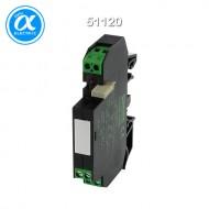 [무어] 51120 / 릴레이 모듈 / RMMDU 11/24 OUTPUT RELAY / IN: 24 VDC - OUT: 250 VAC/DC / 8 A / 1 C/O contact - 12 mm screw-type terminal