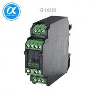 [무어] 51403 / 릴레이 모듈 / RM-31/24V DC KL.BZ.N.EN OUTPUT RELAY / IN: 24 VDC - OUT: 250 VAC/DC / 5 A / 3 C/O contact - 22,5 mm screw-type terminal