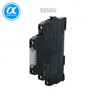 [무어] 52050 / 릴레이 모듈 / MIRO 6.2 OUTPUT RELAY / IN: 12 VDC - OUT: 230 VAC/DC/ 6A / 1 C/O contact - 6,2 mm screw-type terminal