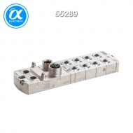 [무어] 55289 / MVK 메탈-I/O모듈 / MVK-MPNIO DIO8 (DIO8) / Use only as spare part! newer version! – contact Murrelektronik / MVK ProfiNet Compact module, metal