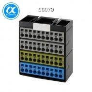 [무어] 56079 / Cube20/액세서리 / POTENTIAL TERMINAL BLOCK GRAY GRAY YE BL / POTENTIAL TERMINAL BLOCK GRAY GRAY YE BL