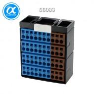 [무어] 56083 / Cube20/액세서리 / POTENTIAL TERMINAL BLOCK / POTENTIAL TERMINAL BLOCK 4 x blue/brown