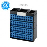 [무어] 56085 / Cube20/액세서리 / CUBE20 POTENTIAL TERMINAL BLOCK 4xBLUE / CUBE20 POTENTIAL TERMINAL BLOCK 4xBLUE