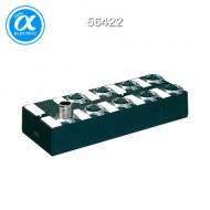 [무어] 56422 / MASI-I/O모듈 / MASI68 I/O MODULE / 4 digital inputs, 4 digital outputs / MASI68 DI4/0,19A DO4/2A Y 8xM12 / y-cabling