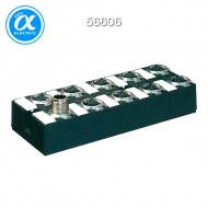 [무어] 56606 / Cube67/확장모듈-디지털l I/O-M12 / CUBE67 I/O EXTENSION MODULE / 16 digital NPN inputs / Cube67 DI16 E 8xM12 NPN