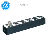 [무어] 56616 / Cube67/확장모듈-디지털l I/O-M12 / CUBE67 I/O EXTENSION MODULE / 8 digital NPN inputs / Cube67 DI8 E 4xM12 NPN