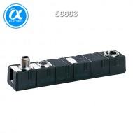 [무어] 56663 / Cube67/확장모듈-디지털l I/O-M12 / CUBE67 I/O EXTENSION MODULE / 8 multifunction channels / Cube67 DIO8 E M16 0,5A