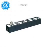 [무어] 56701 / Cube67/확장모듈-아날로그 I/O / CUBE67 I/O EXPANSION MODULE / 4 analog inputs (U) / Cube67 AI4 E 4xM12 (U)