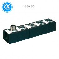 [무어] 56760 / Cube67/확장모듈-디지털l I/O-M12 / CUBE67 I/O EXTENSION MODULE / 4 multifunction channels,1 RS485 Port / Cube67 RS485 E 3xM12
