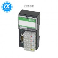 [무어] 56906 / Impact20/모듈 / IMPACT20 CANOPEN, DIGITAL OUTPUT MODULE / 16 digital outputs