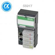 [무어] 56917 / Impact20/모듈 / IMPACT20 ETHERNET-IP, DIGITAL IN-/OUTPUT MODULE / 8 digital inputs and 8 digital outputs