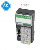 [무어] 56920 / Impact20/모듈 / IMPACT20 PROFINET IO, DIGITAL INPUT MODULE / 16 digital inputs