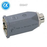 [무어] 56947 / Cube67 /액세서리 / CUBE67 ACCESSORIES / System interface connector / Cube67 FSC Pin M12